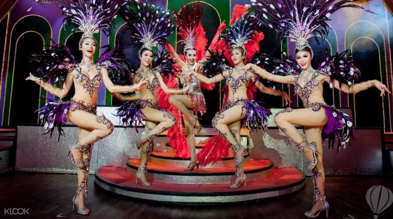 cabaret show in phuket